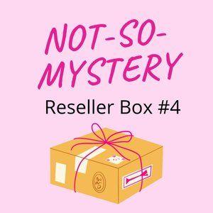 $3 not-so-mystery reseller box #4